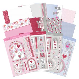 Love is in the Air Deluxe Card Collection