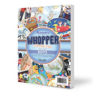 Whopper Topper Pad - For the Boys