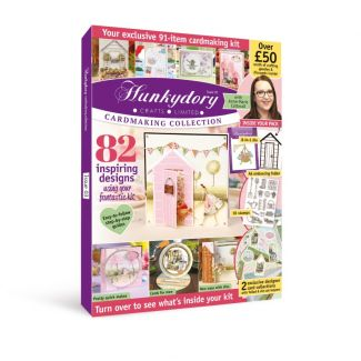 Hunkydory Design Collection Box Magazine Issue 3
