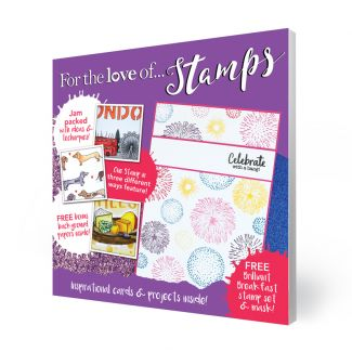 For the Love of Stamps Magazine - Issue 8