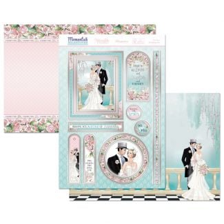 Moments & Milestones Luxury Topper Set - On your Wedding Day