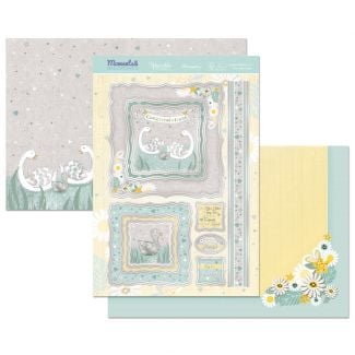 Moments & Milestones Luxury Topper Set - Congratulations on your New Baby