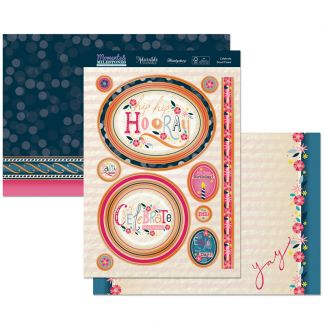 Moments & Milestones Luxury Topper Set - Celebrate Good Times!