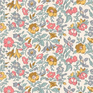 Liberty Fabric - Fat Quarter - Mamie Y
