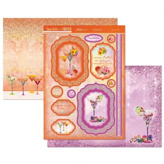 Sparkle & Shine Mirri Magic Topper Set - Raise a Glass