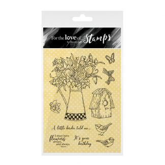 For the Love of Stamps - Arranged with Love