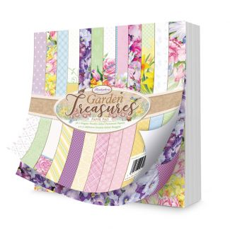 Garden Treasures Paper Pad