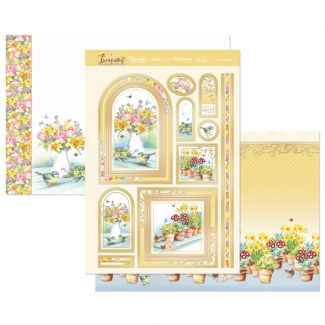 Love Blossoms Luxury Topper Set