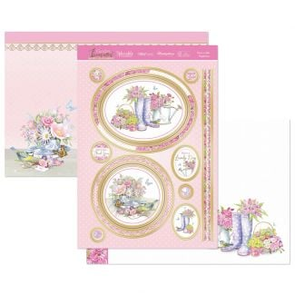 Plant a Little Happiness Luxury Topper Set
