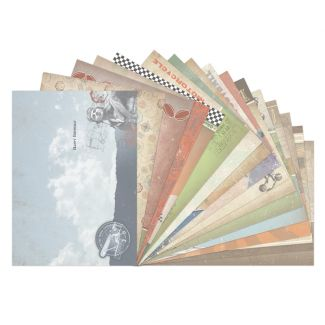 Gentleman's Journey - Inserts for Cards 48 pack