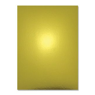 Mirri Card - Rich Gold - 8 Sheet Pack