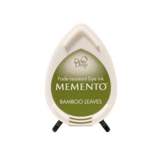 Memento Dew Drop Dye Ink Pad - Bamboo Leaves