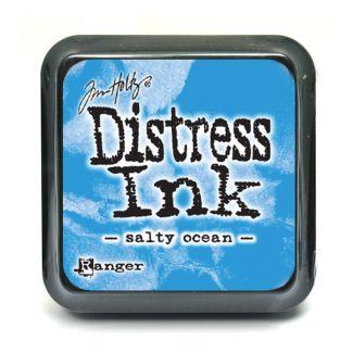 Mini Distress Pads - Salty Ocean