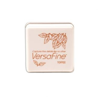 Versafine Small Pigment Pads - Toffee