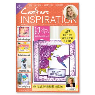 Crafter's Inspiration Magazine - Issue 22