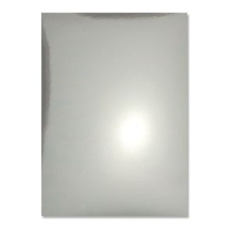 Mirri Card - Stunning Silver - 8 Sheet Pack