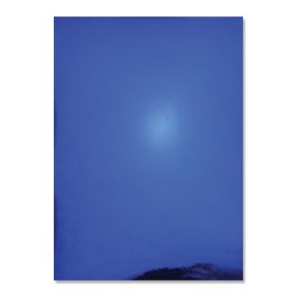 Mirri Card - Christmas Blue - 8 Sheet Pack