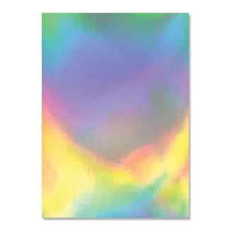 Mirri Card - Rainbow - 8 Sheet Pack