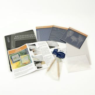 Groovi Plate Starter Kit Deluxe