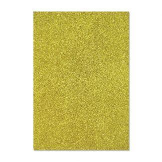 Glitter Card - Gold