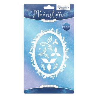 Moonstone Dies by Hunkydory Festive Foliage