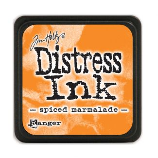 Mini Distress Pads - Spiced Marmalade