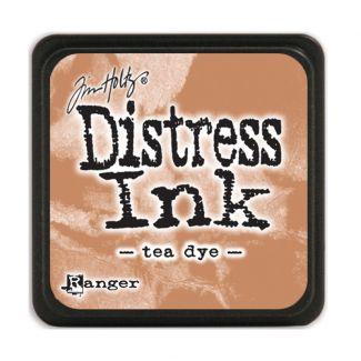 Mini Distress Pads - Tea Dye