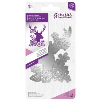 Gemini Die - Elements - Silhouette Stag