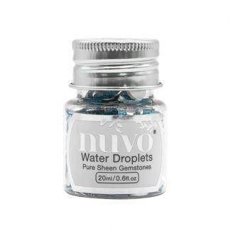 Nuvo Gemstones - Water Droplets