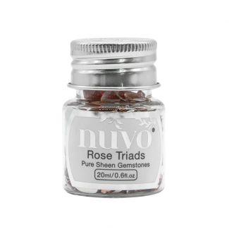Nuvo Gemstones - Rose Triad
