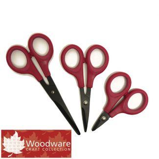 Woodware set of 3 pr.scissors