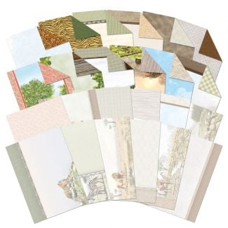Wild at Heart and Woodland Wonder Inserts & Paper Pack