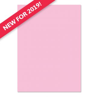 Adorable Scorable A4 Cardstock x 10 sheets - Pink Posy