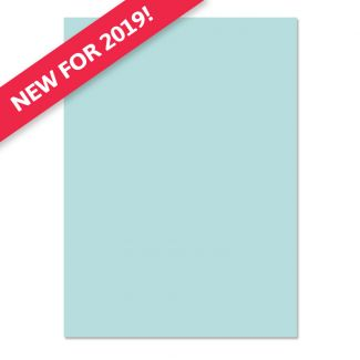 Adorable Scorable A4 Cardstock x 10 sheets - Tranquil Turquoise