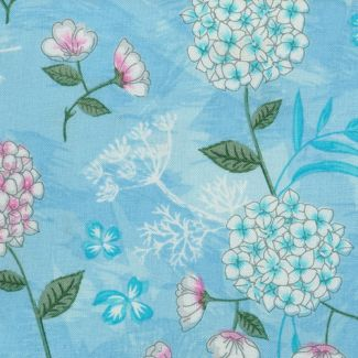 Sarah Payne Eastern Botanicals - Flower Bunch Pale Blue
