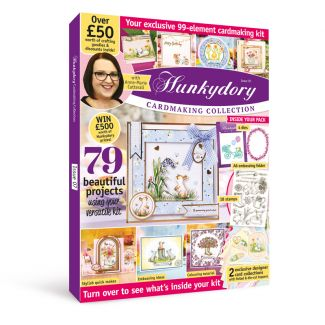 Hunkydory Design Collection Box Magazine Issue 7