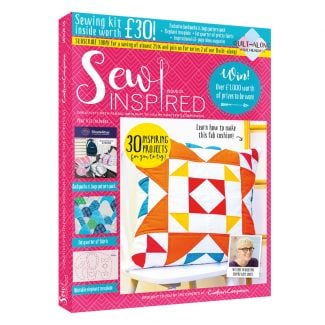 Sew Inspired Magazine - Issue 15