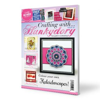Crafting with Hunkydory Project Magazine - Issue 32