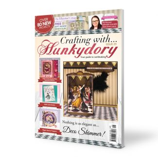 Crafting with Hunkydory Project Magazine - Issue 29
