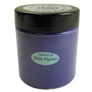 Phill Martin Cosmic Shimmer Crackle Paste - Regal Purple