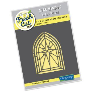 "Star Window Aperture 3.1"" x 4.3"" Fresh Cut Die"