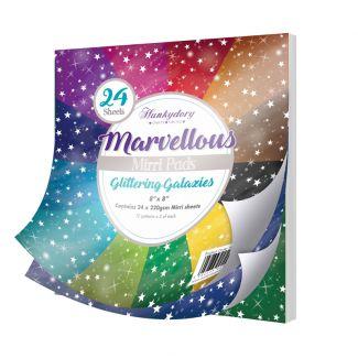 Marvellous Mirri Pad - Glittering Galaxies