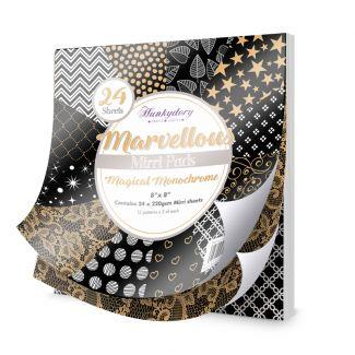 Marvellous Mirri Pad - Magical Monochrome