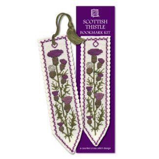 Scottish Thistle Bookmark
