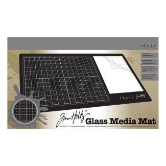 Tim Holtz Glass Media Mat