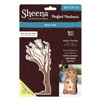 Sheena - Metal Die - Bare Tree