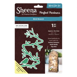 Sheena - Metal Die - Bird Branch