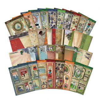 Gentleman's Journey - Luxury Card Collection