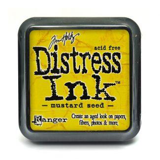Mini Distress Pads - Mustard Seed