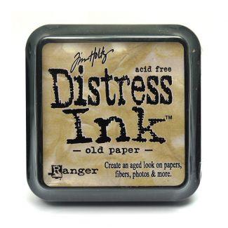 Mini Distress Pads - Old Paper